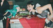 Αθηναΐς Νέγκα: Φωτογραφήθηκε για πρώτη φορά με τον σύντροφο και το παιδί της!