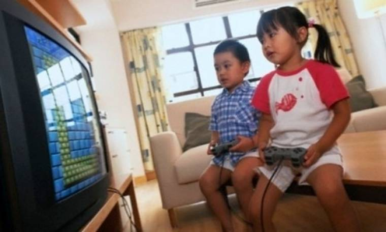 Τα video games αυξάνουν τη μυωπία