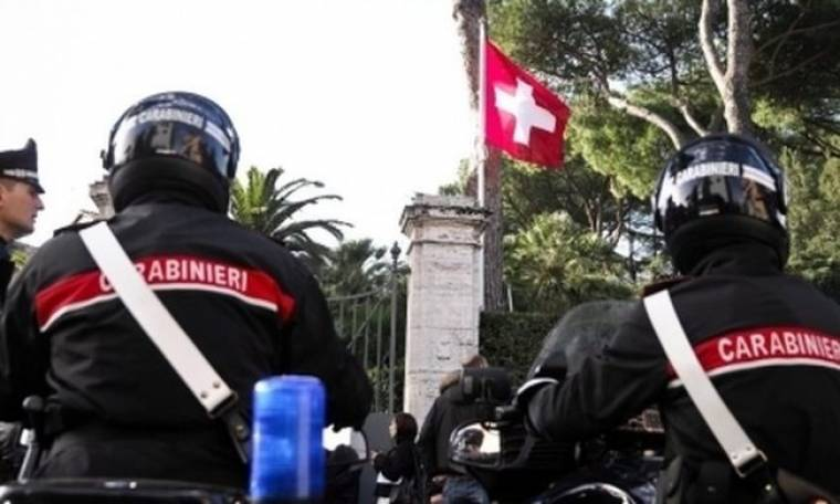 Τρομοπακέτα και στην Ρώμη;