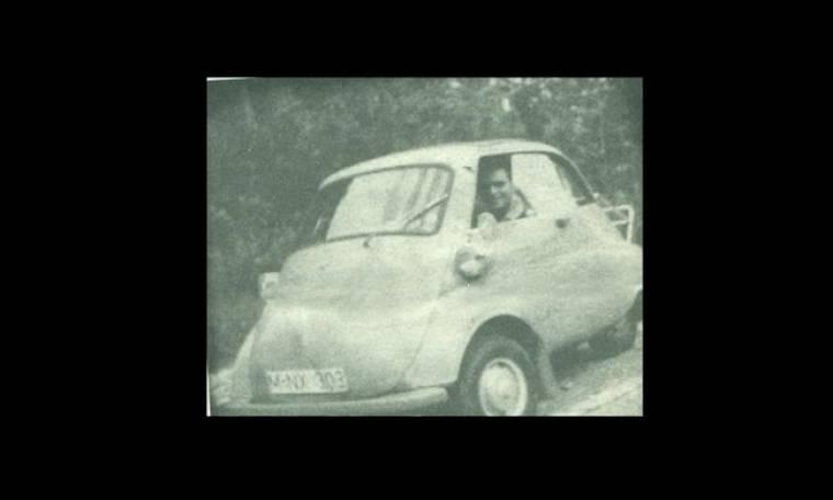 Ποιος είναι ο νεαρός της φωτογραφίας μέσα στο αυτοκίνητο;