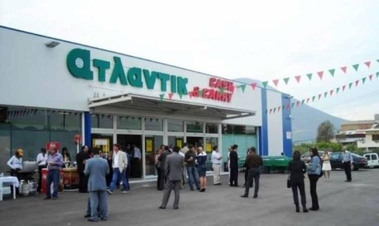 Ατλάντικ: Πώληση πάγιου εξοπλισμού δύο καταστημάτων