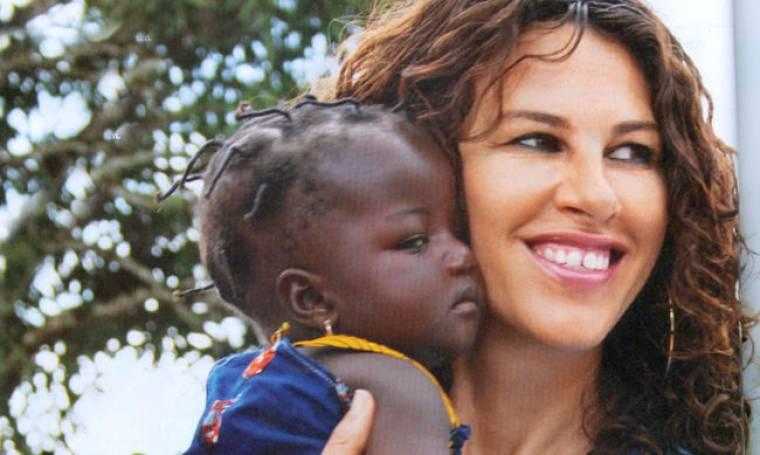 """Ελευθερία Αρβανιτάκη:""""Το πιο ουσιαστικό ταξίδι της ζωής μου"""""""
