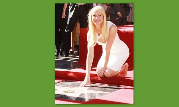 Χολιγουντιανό αστέρι της Gwyneth Paltrow