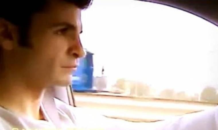 Video: Το πρώτο προσωπικό τραγούδι του Παναγιώτη Πετράκη