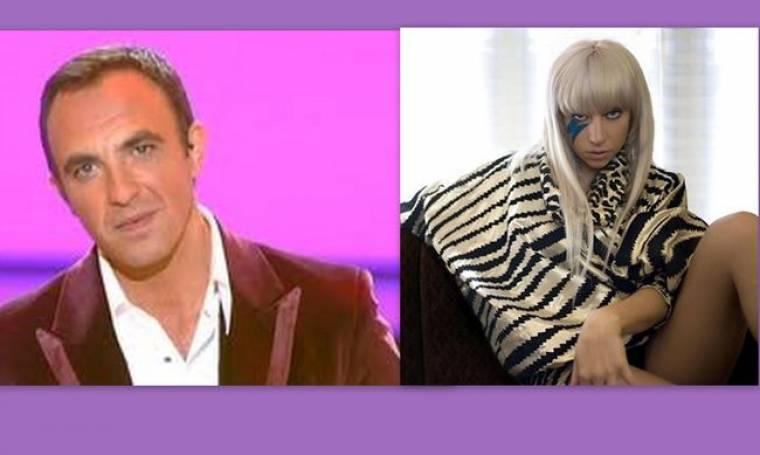 Νίκος Αλιάγας: Έφαγε  πρωινό από τα χεράκια της Lady Gaga
