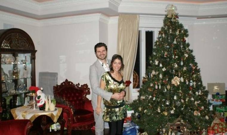 Τα πρώτα Χριστούγεννα του Χρήστου Βασιλόπουλου ως παντρεμένος