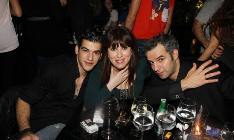Η Άβα και τα... αγόρια της