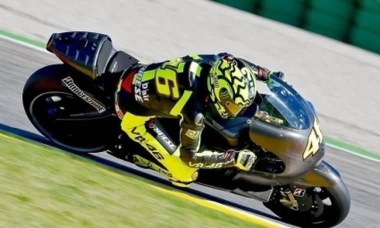 Πρόβλημα για τον Valentino Rossi