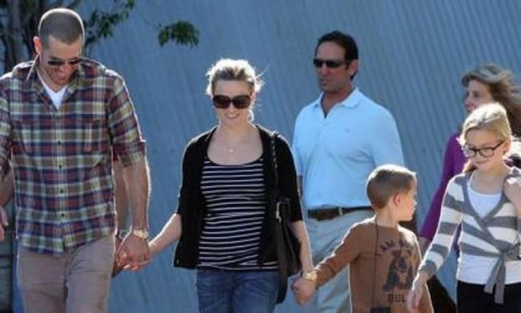 Δεύτερος γάμος για τη Reese Witherspoon
