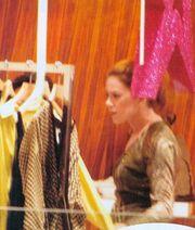 Ευγενία Μανωλίδου: Για ψώνια με την κόρη της