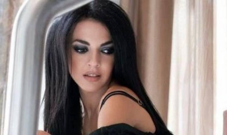 Μαρία Σολώμου: Πολύ ερωτευμένη και δεν το κρύβει