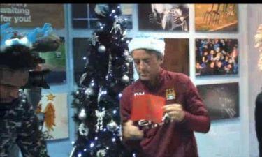 """Η Manchester City εύχεται """"Χρόνια Πολλά"""""""