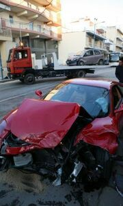 Quiz: Ποιος ποδοσφαιριστής έκανε σμπαράλια την Ferrari του σε τροχαίο;