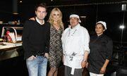 Χριστίνα Παππά: Τα εγκαίνια του νέου της εστιατορίου