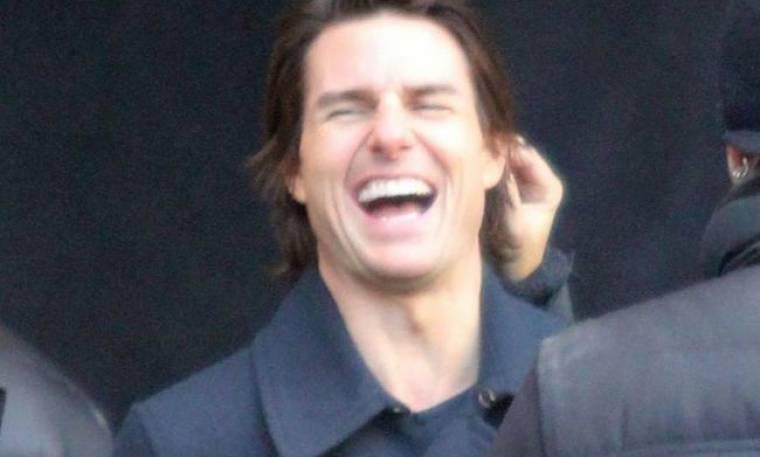 Έπιασε δουλειά ο Tom Cruise