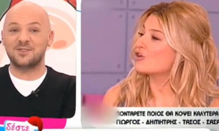 VIDEO: Ο Μουτσινάς καρφώνει την Σκορδά!