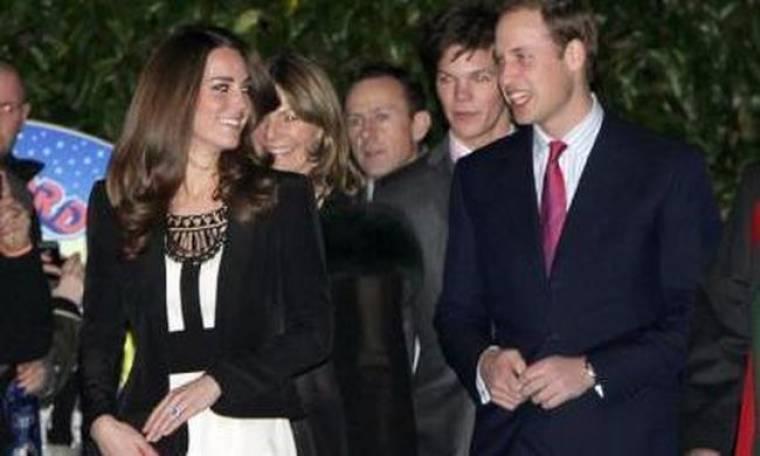 Λεπτομέρειες για το γάμο του William
