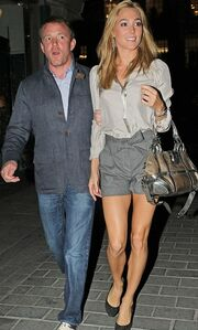 Jacqui Ainsley: Θέλω παιδιά με τον Guy Richie