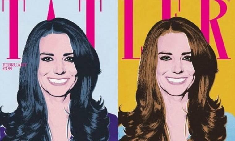 Η Kate Middleton εξώφυλλο στο Tatler