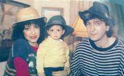 Ποια είναι η διάσημη οικογένεια της φωτογραφίας;