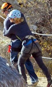 Άφησε τα κλαμπ και άρχισε την ορειβασία