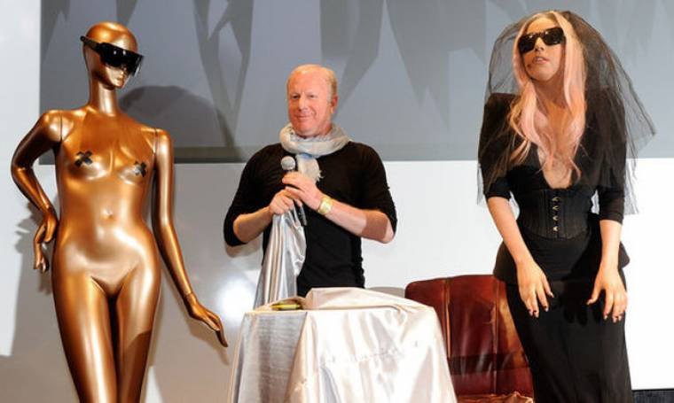Η Lady GaGa παρουσιάζει την τελευταία τεχνολογία