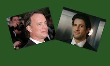 Η φιλία του Αλέξη Γεωργουλη με τον Tom Hanks