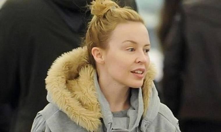 Η Kylie χωρίς μακιγιάζ
