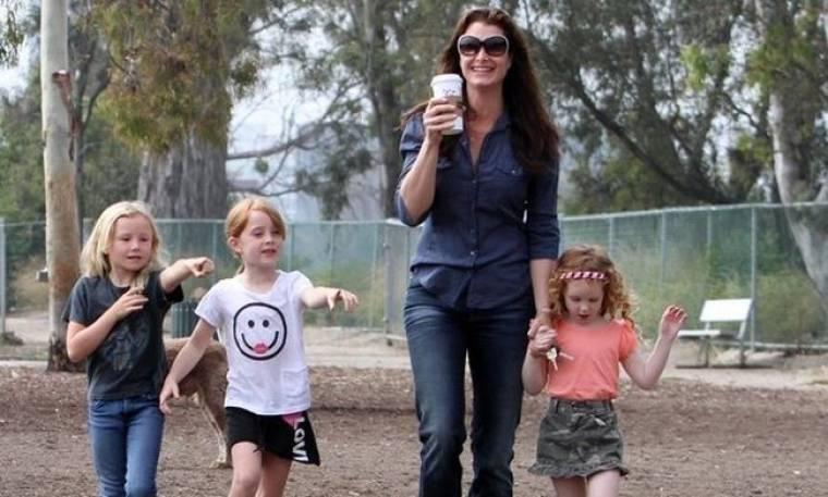 Brooke Shields: Μακριά τα παιδιά μου από τον κινηματογράφο