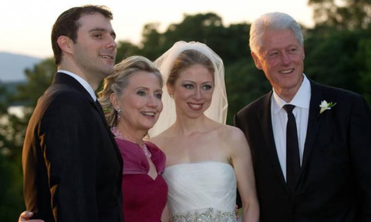 Λατρεύει το γαμπρό της η Hillary
