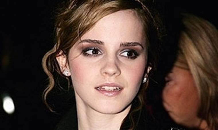 H Emma Watson δεν ξέρει τι να κάνει τα λεφτά της