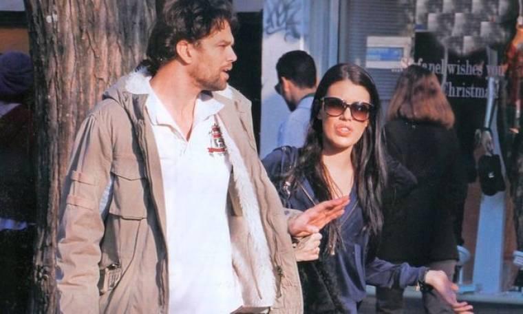 Βασίλης Τρίκαρδος-Μαριάντζελα Παράβαλου: Βόλτα στην Κηφισιά