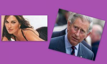 Ροζ σκάνδαλο με μοντέλο για τον πρίγκιπα Κάρολο