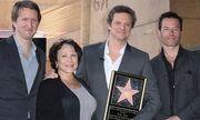 Στη Λεωφόρο του Χόλιγουντ ο Colin Firth