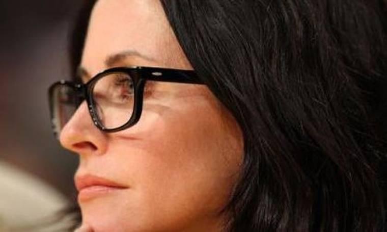 Η Courteney Cox μιλάει για το χωρισμό της