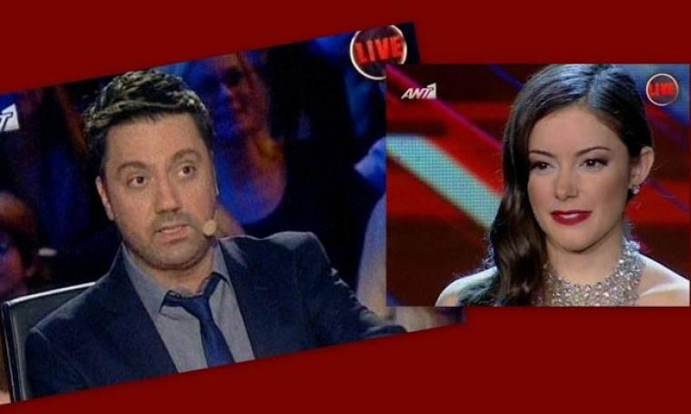 Θεοφάνους: «Το σημερινό live μου μοιάζει μαγειρεμένο τύπου πάμε να κερδίσει η Nikki να πάει και στη Eurovision»