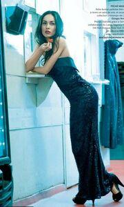 Η Megan Fox στο Madame Figaro