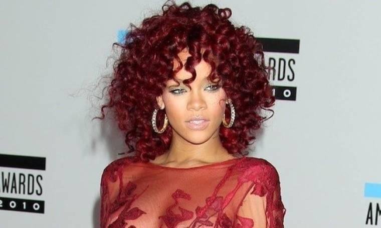 Ντεμπούτο στο Vogue για τη Rihanna