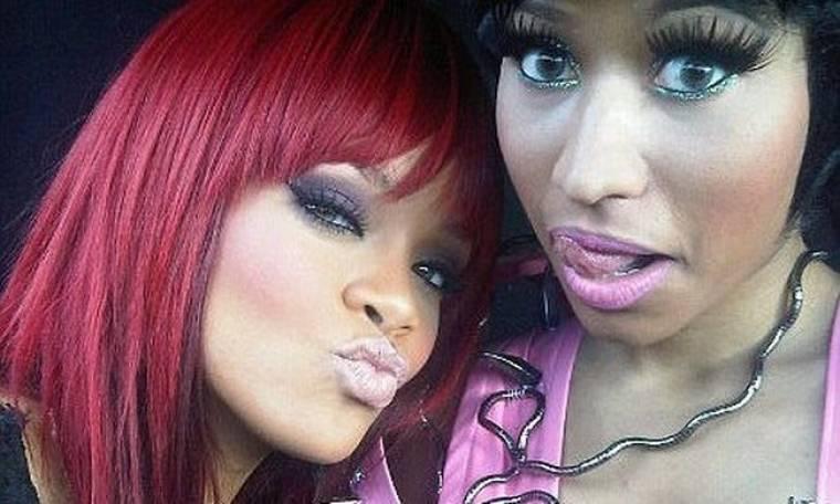 Δεν έχουν σχέση Rihanna και Nicky Minaj