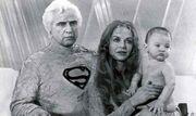 Πέθανε η μητέρα του Superman