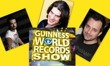 « Guinness World Record Show »: Πρεμιέρα τον Μάρτη