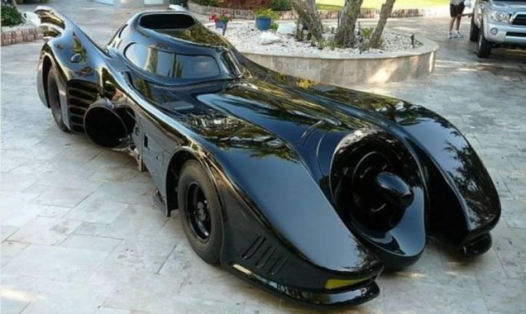 Πωλείται το αυθεντικό Batmobile από την ταινία Batman Returns