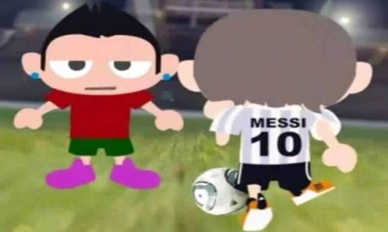 Video: Messi εναντίον... Cristiano