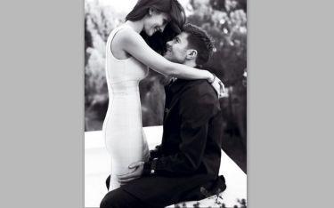 Video: H φωτογράφιση του Xabi Alonso με τη γυναίκα του