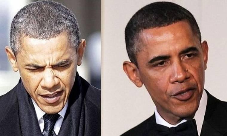 Βάφει τα μαλλιά του ο Ομπάμα;