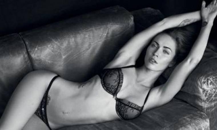 Νέα διαφήμιση της Megan Fox για τον Armani
