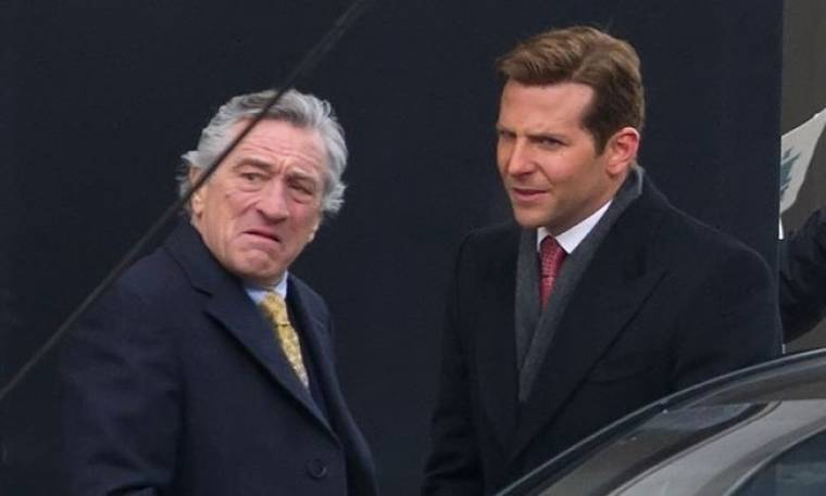 Cooper και De Niro επέστρεψαν στη δουλειά