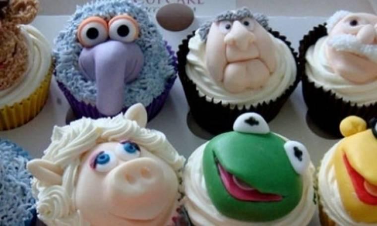 Muppet show… σε τάρτα