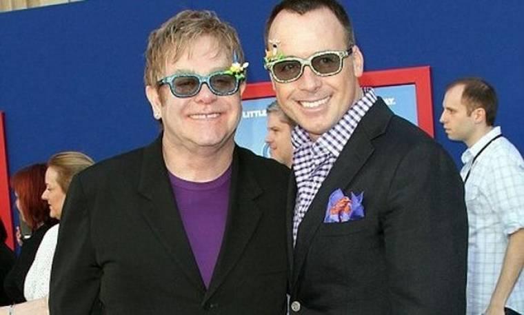 Πολίτης δεύτερης κατηγορίας ο Elton John