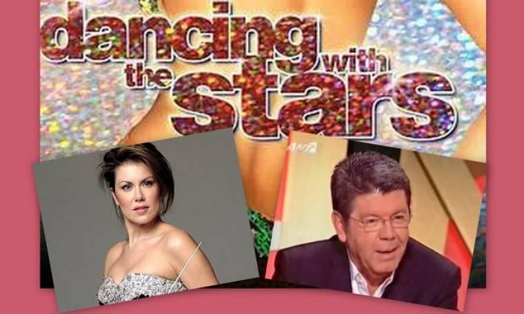 Η Μανωλίδου στη θέση του Λάτσιου στο Dancing;